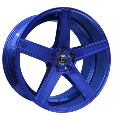 pneu 5x127 et45 diewe wheels cavo blau blue. Black Bedroom Furniture Sets. Home Design Ideas